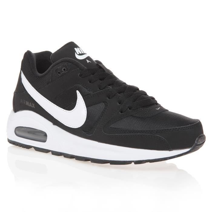 professional sale official shop lowest price NIKE Baskets Air Max Command Flex – Enfant Garçon – Noir – club ...